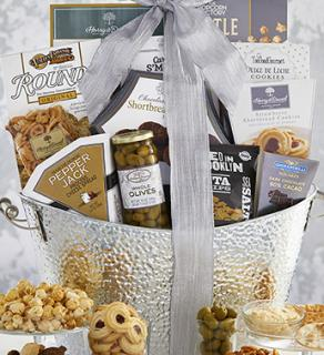 WOW! WAS $96.59 NOW 76.99!  REGAL OPULENCE GOURMET GIFT BASKET