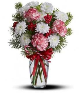 PRETTY PEPPERMINT BOUQUET