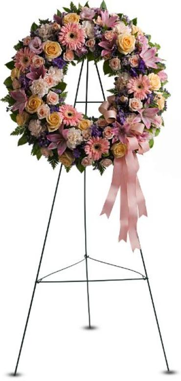 Graceful Sympathy Wreath