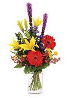 Hot Colors Bouquet
