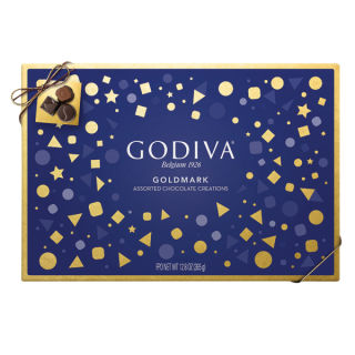 GODIVA ASSORTED CHOCOLATES 12.8oz