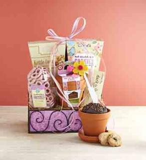 Planted With Love Gift Basket For Mom