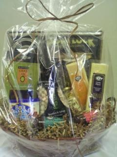 Manly Gourmet Gift Basket