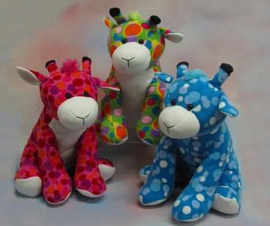 Dotty The Giraffe