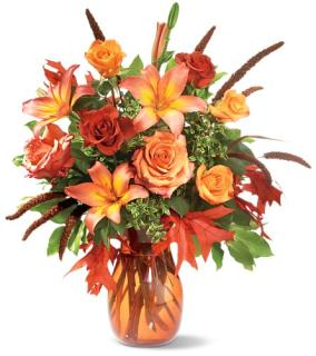FALL ABUNDANT BEAUTY BOUQUET