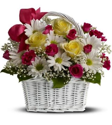 A Daisy Dream Basket