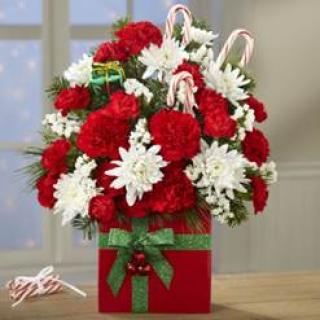CHEERFUL PRESENT BOUQUET