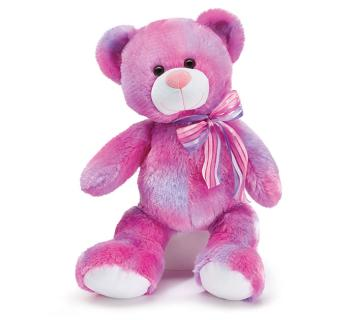LUCY BEAR Multi Color Pink, Purple & White