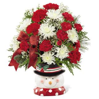 SNOWMAN SENSATION BOUQUET