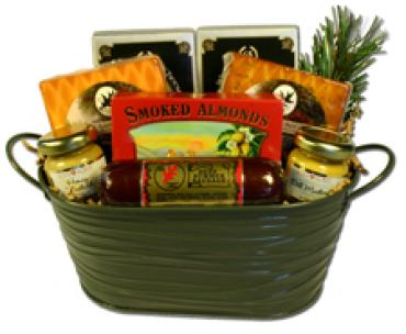 SMOKEY TREATS GIFT BASKET