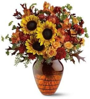 Fancies Amber Glow Bouquet
