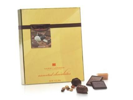 HARRY LONDON 14 OZ ASSORTED GOURMET CHOCOLATES