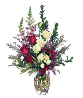 Elegant Willow Bouquet