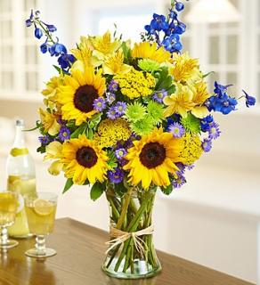 Fields Of Sunflowers Bouquet