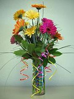 ON SALE! Fabulous Gerberas $10 OFF NOW ONLY $39.95 WOW!