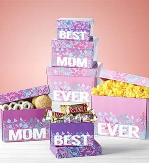 Best Mom Ever Sweet Tower