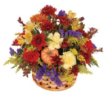 Fun Fall Bouquet