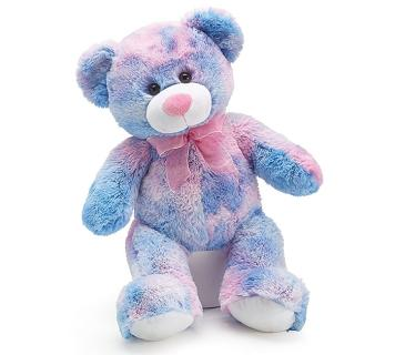 LENNIE BEAR Multi Color Pink & Blue