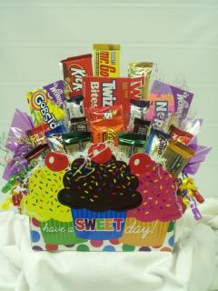 HAVE A SWEET DAY CANDY BOUQUET