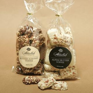 Abdallah Butter Almond Toffee 8 oz