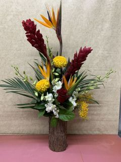 SHOW STOPPER TROPICAL BOUQUET BY CHRIS