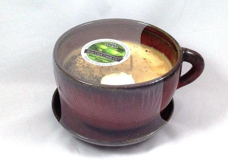 SWAN CREEK SOY CANDLE COFFEE CUP