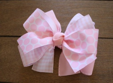ADD A RIBBON BOW