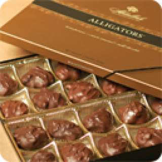 ABDALLAH CASHEW ALLIGATORS 8 oz Box