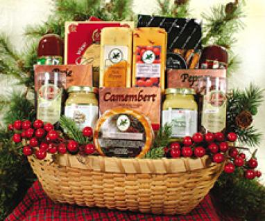 NORTHWOODS BOUNTY BASKET
