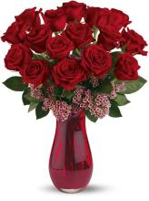 Red Rose Passion Bouquet