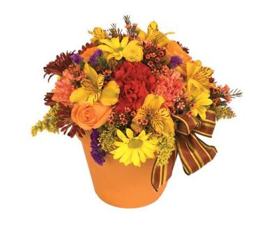 Harvest Clay Bouquet