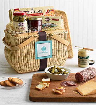 French Country Gift Basket