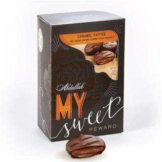 Abdallah SWEET REWARDS Caramel Patties Boxed 6oz