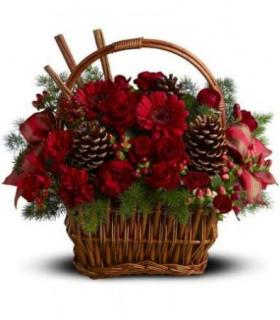FESTIVE SPICEY WINTER BASKET