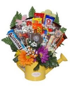 Butterfly Watering Candy Bouquet