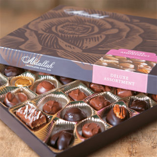 ABDALLAH DELUXE CHOCOLATE ASSORTMENT