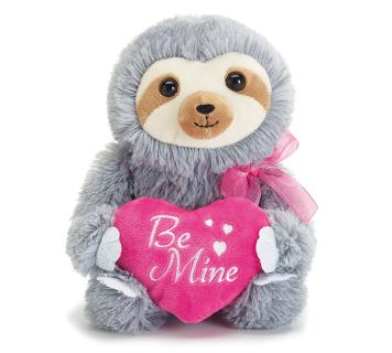 BE MINE VALENTINE SLOTH