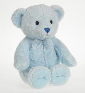 Soft Blue Bear