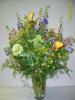 LARGE WILDFLOWER BOUQUET