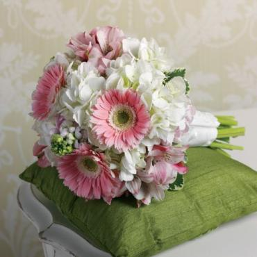 A Princess Wedding Bouquet