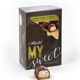 Abdallah SWEET REWARDS Almond Coconut Carmel 6oz