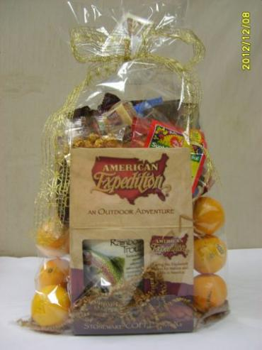 American Expedition Snack Bag
