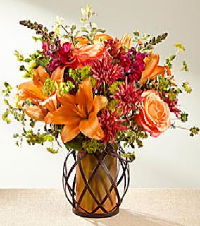 YOUR SPECIAL FALL BOUQUET