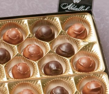 Abdallah Chocolate Covered Cherries 4oz