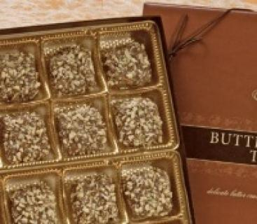 ABDALLAH 6.5 OZ BUTTER ALMOND TOFFEE